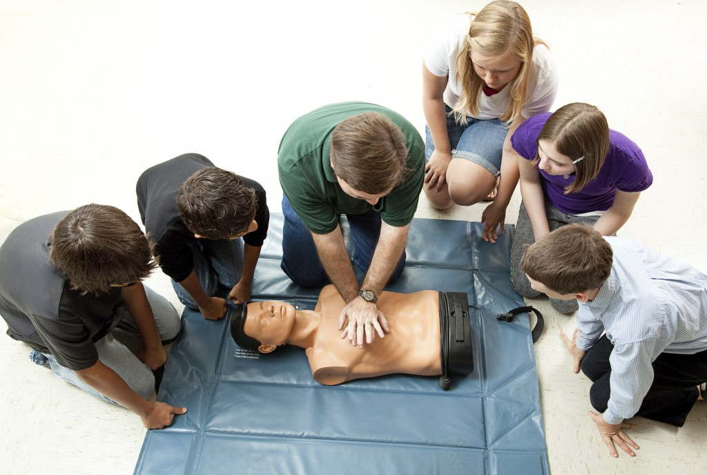 cpr certification toronto
